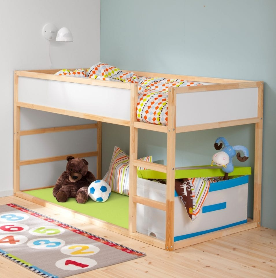 Inexpensive Kids Bed Loft