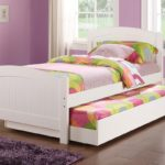 Twin Bed Trundle In Children's Room