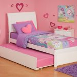 Beautiful Trundle Beds For Girls