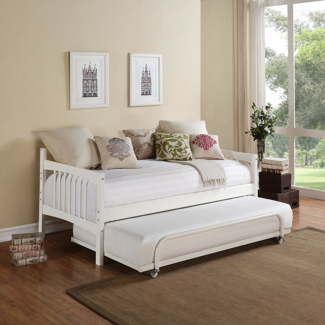 Popular Queen Size Trundle Bed