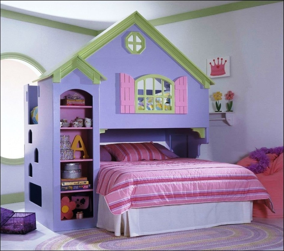 Ful Size Bunk Beds For Toddlers