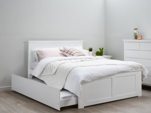 Great Bed With Trundle