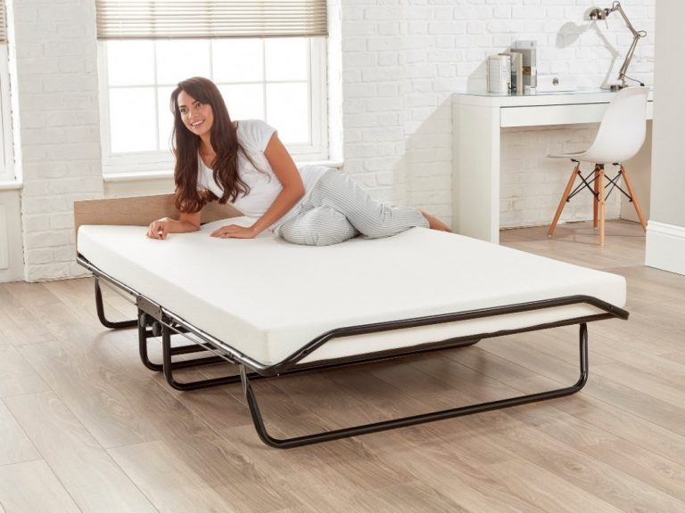Nice Folding Double Guest Bed